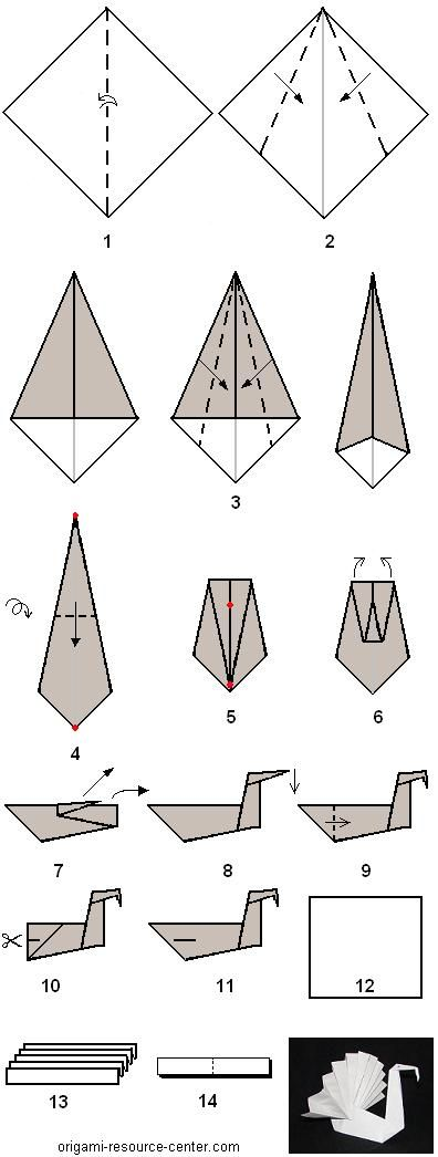 Learn how to make an origami kids turkey using paper ...