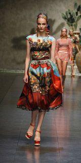 Dolce & Gabbana – Primavera Estate 2013