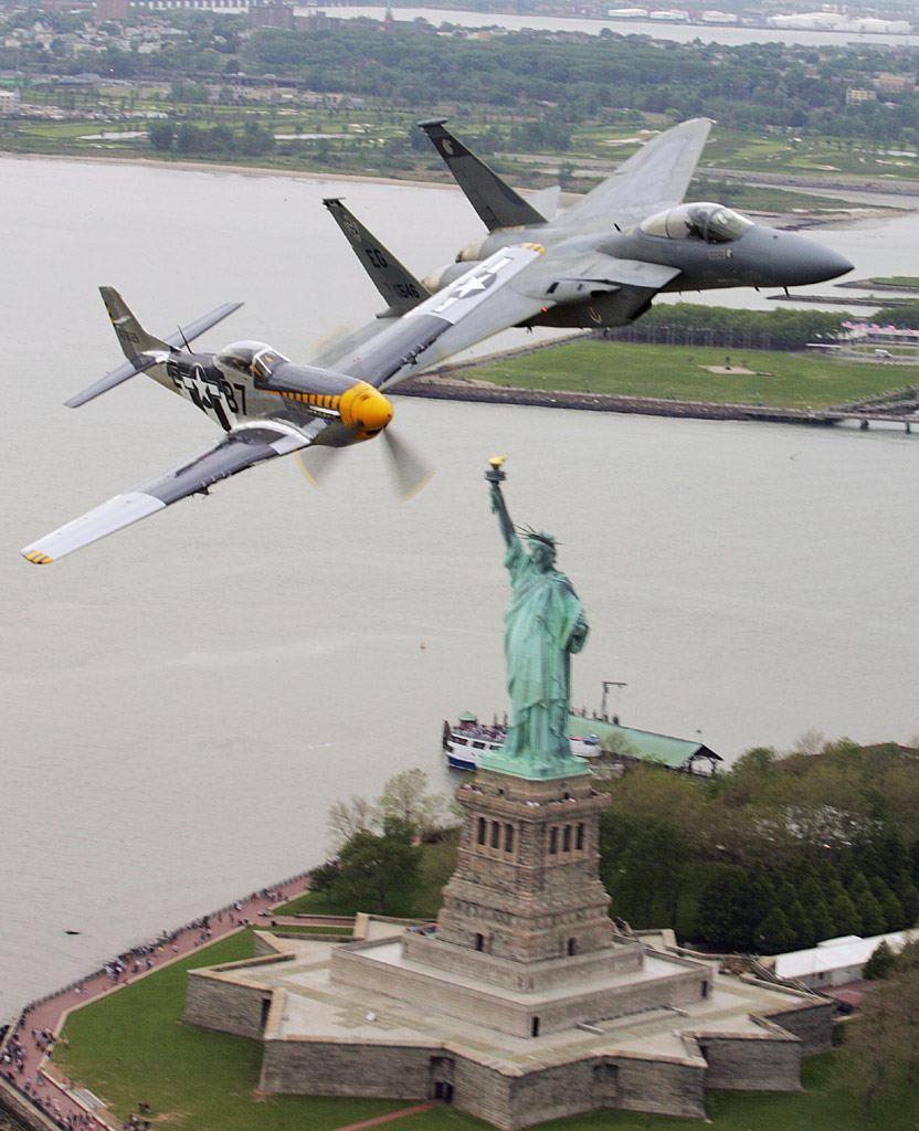 Memorial Day Air Show from Jones Beach, NY Air show