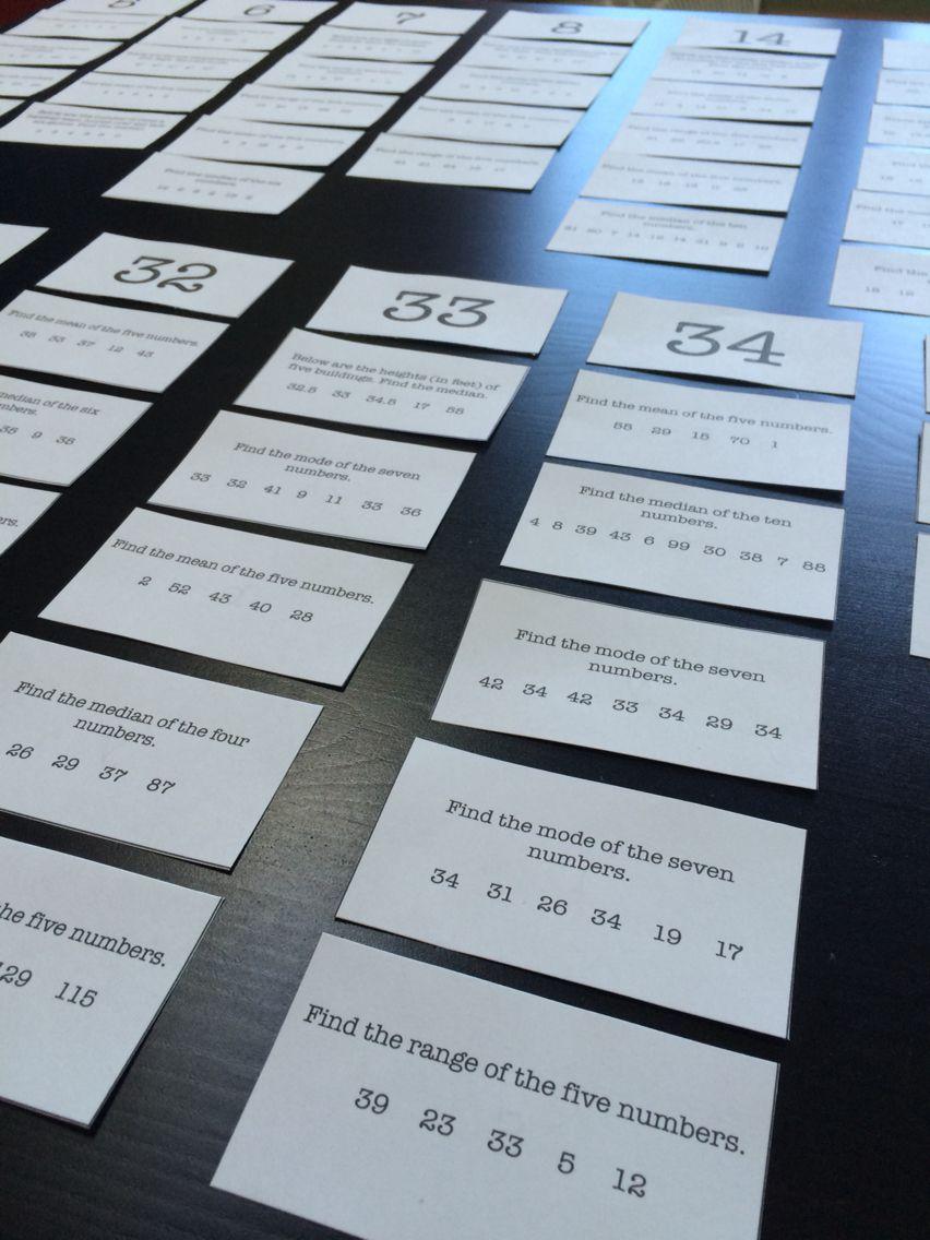 Math Sort Bundle (For Upper Grades)   Dividing decimals, Multiplying ...