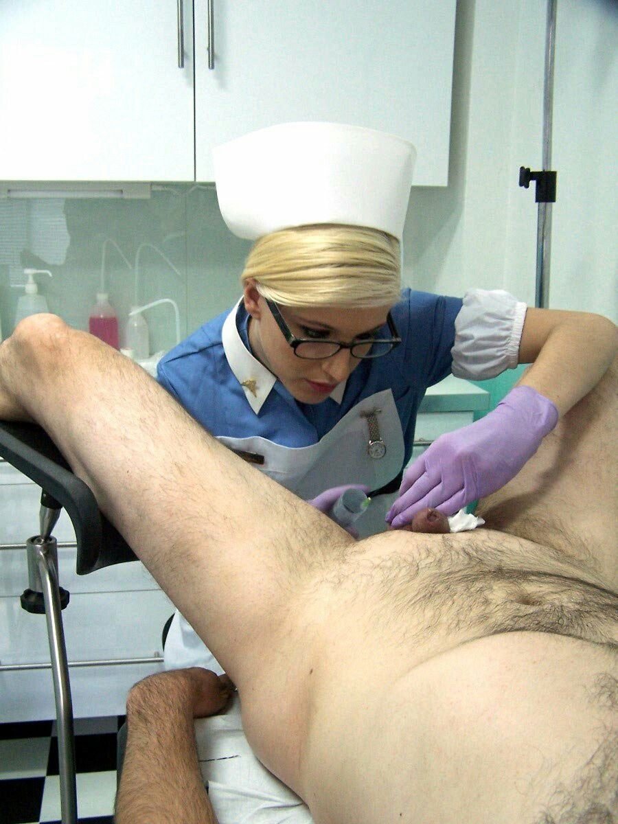 Nurse butt injection xxx