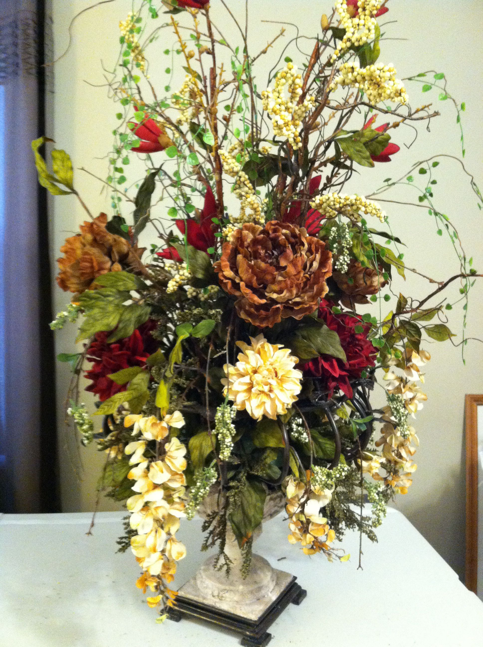 Eloquent Floral Arrangement Special Order From I Love It
