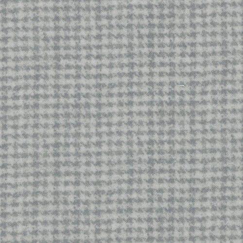 Coupon de Tissu Flanelle Bonnie Sullivan 45x55cm Chevrons Noirs
