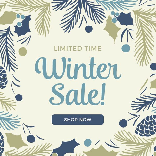 Limited Time: Winter Sale | Free Fall + Winter promo ...