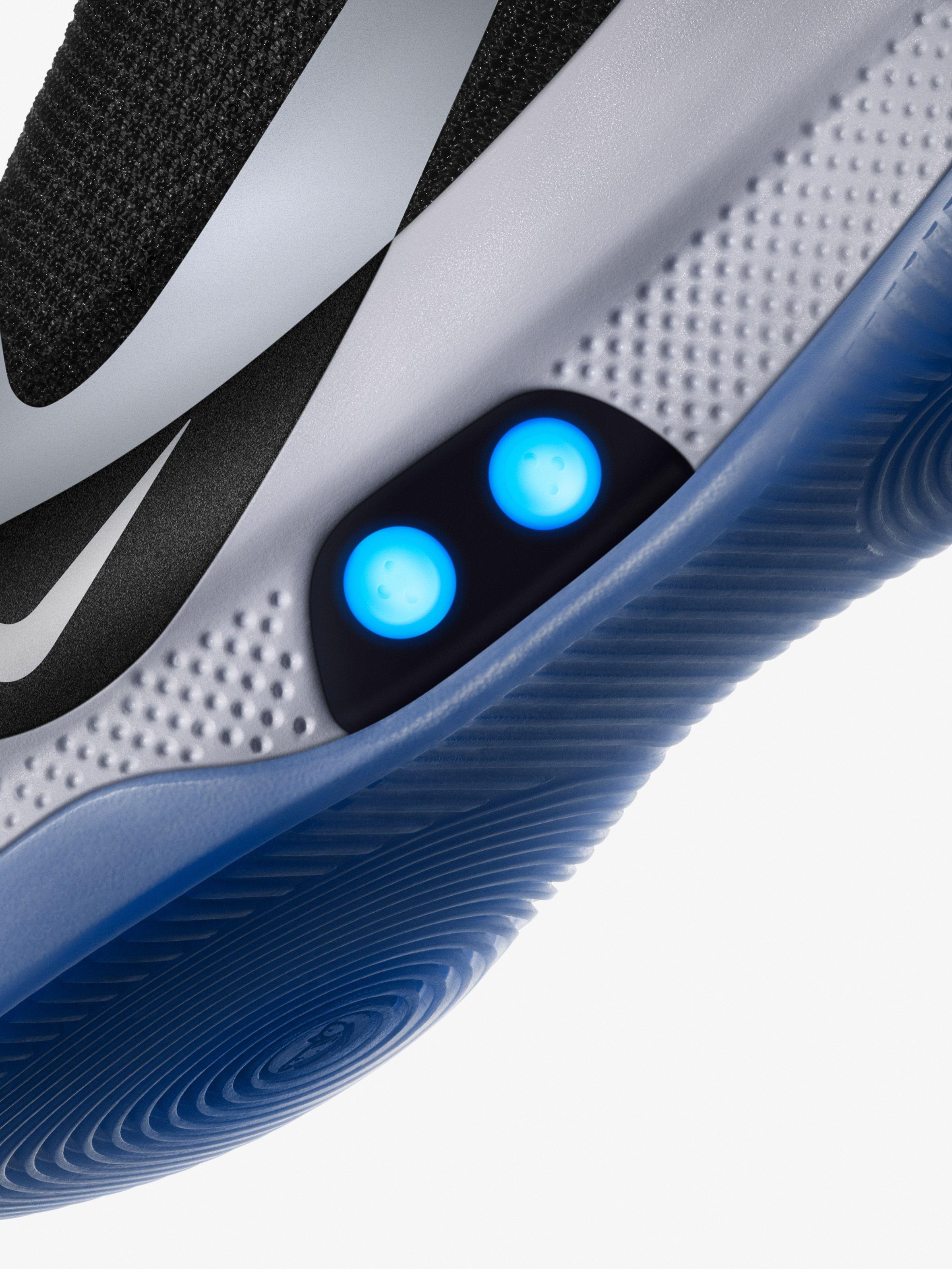 "Nike Adapt BB""   Basketball sneakers"