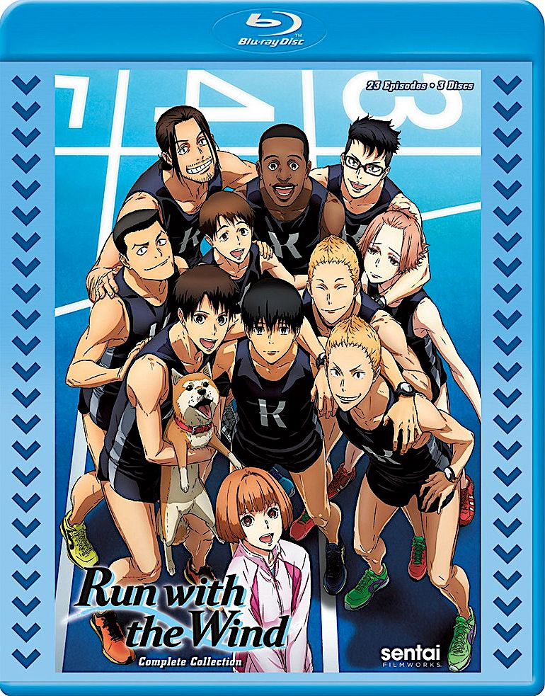 RUN WITH THE WIND THE COMPLETE COLLECTION BLURAY SET