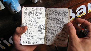 9 Lists To Keep Updated, and Keep Handy. Love this idea of keeping them all in one journal! There's something about crossing off an item on a written list that's so much more satisfying than deleting it from a digital one.