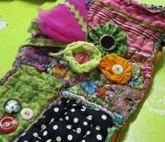 fabric journal - Google Search
