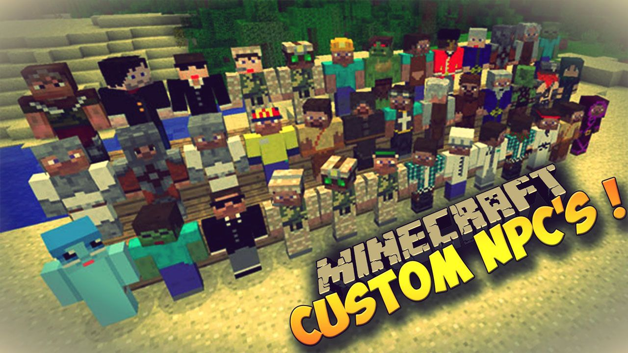 Minecraft Kitchen Mod 1.12.2 Minecraft Custom Npcs Mod 1 12 2 1 11 2 Download Minecraft