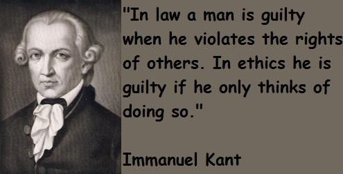 Immanuel Kant Ethics Quotes Kant Quotes Popular Quotes