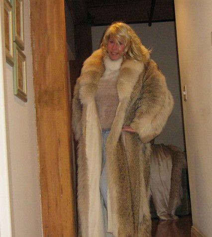 from Arjun shemale in fur coat