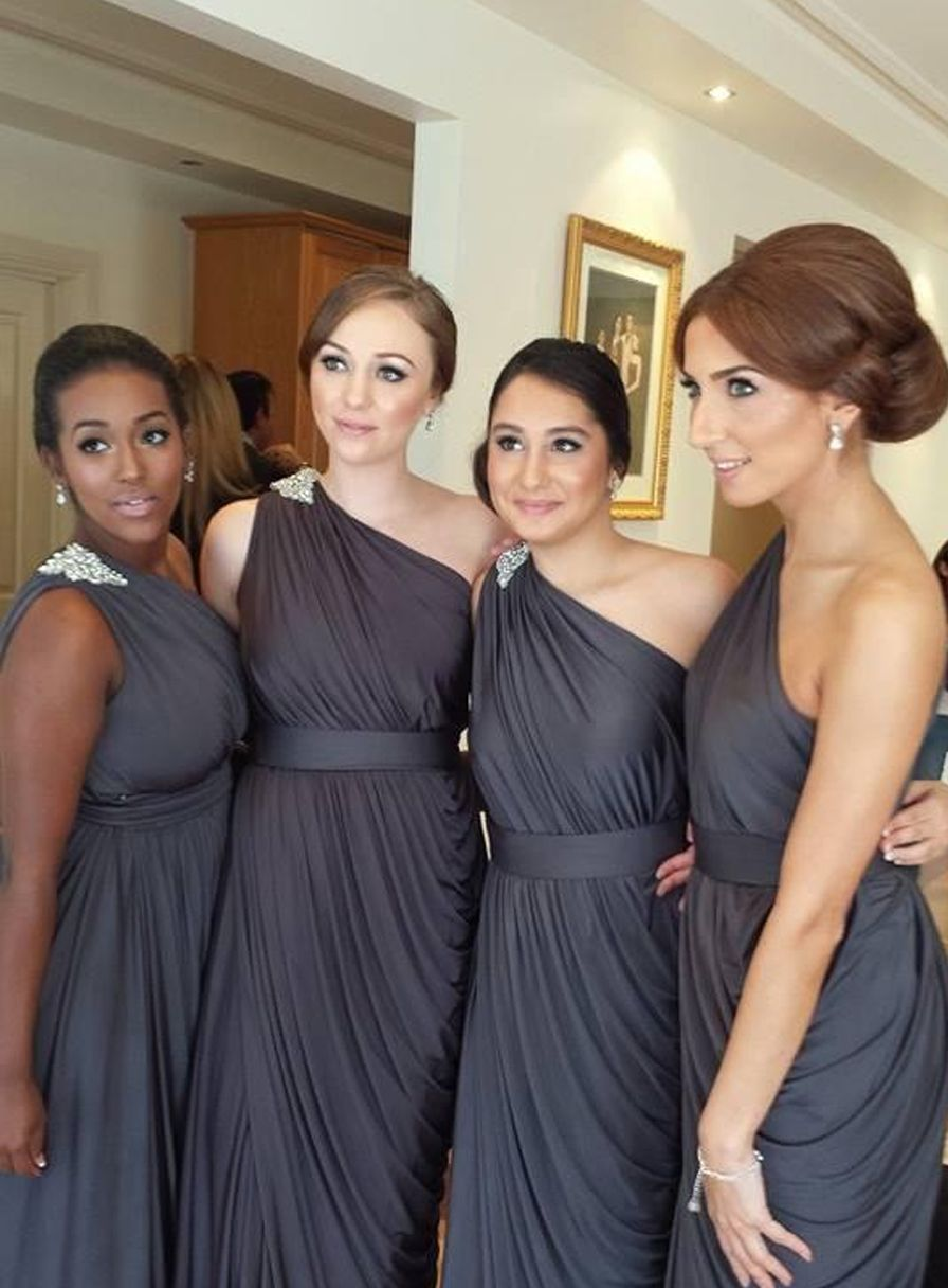 Beautiful bridesmaid style bridesmaid dresses pinterest one shoulder grecian style ingrid dress by designer pia gladys perey a flattering bridesmaid dress formal dress and prom dress in a luxurious jersey ombrellifo Choice Image