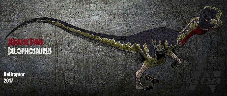 By Hellraptorstudios Jurassic Park Jurassic Park World