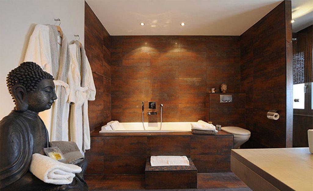 Asian Temple Bathroom With Images Spa Style Bathroom Bathroom