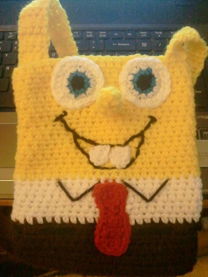Spongebob Purse