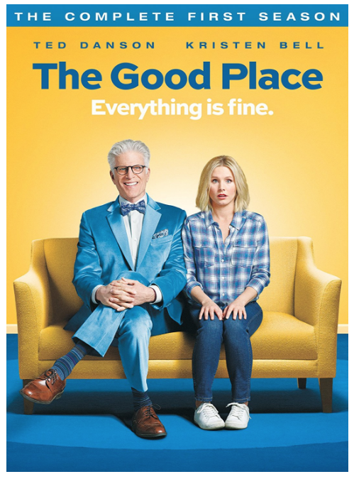 The Good Place - Season 1 (one) 2-Set DVD Region 1 New