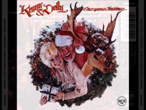 kenny rogers dolly parton once upon a christmas youtube - Youtube Country Christmas Songs