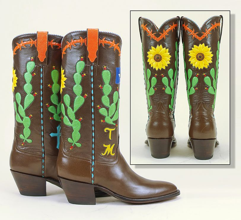 Ladies Cowboy Boots | Maida's Custom