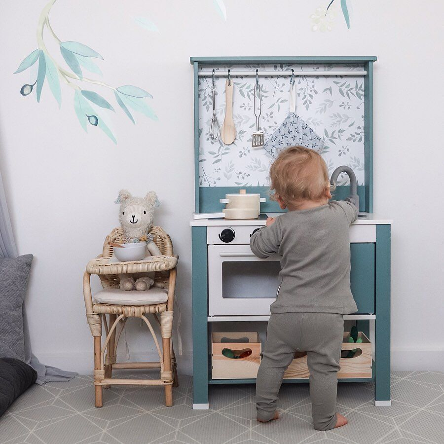 For Flynn's birthday this week I hacked this ikea