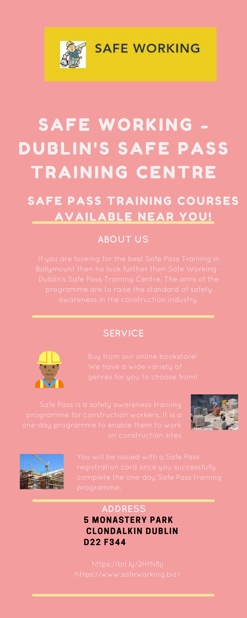 Looking for the Safety Awareness Training and safe pass