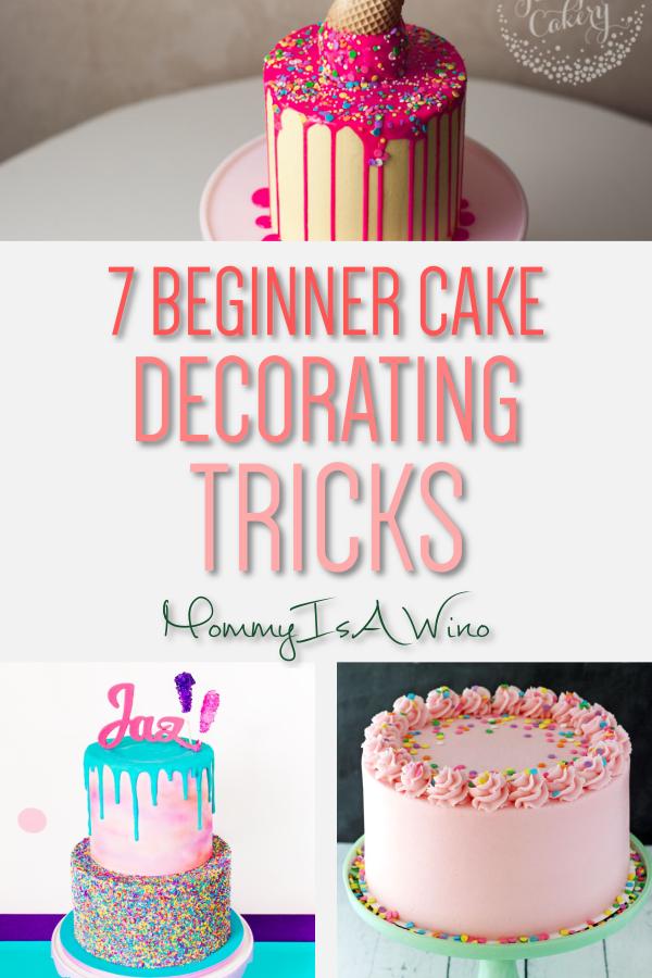 7 Easy Cake Decorating Trends For Beginners | Easy cake ...
