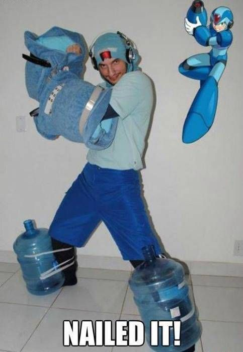 Nailed It: The Best Mega Man Cosplay EVER