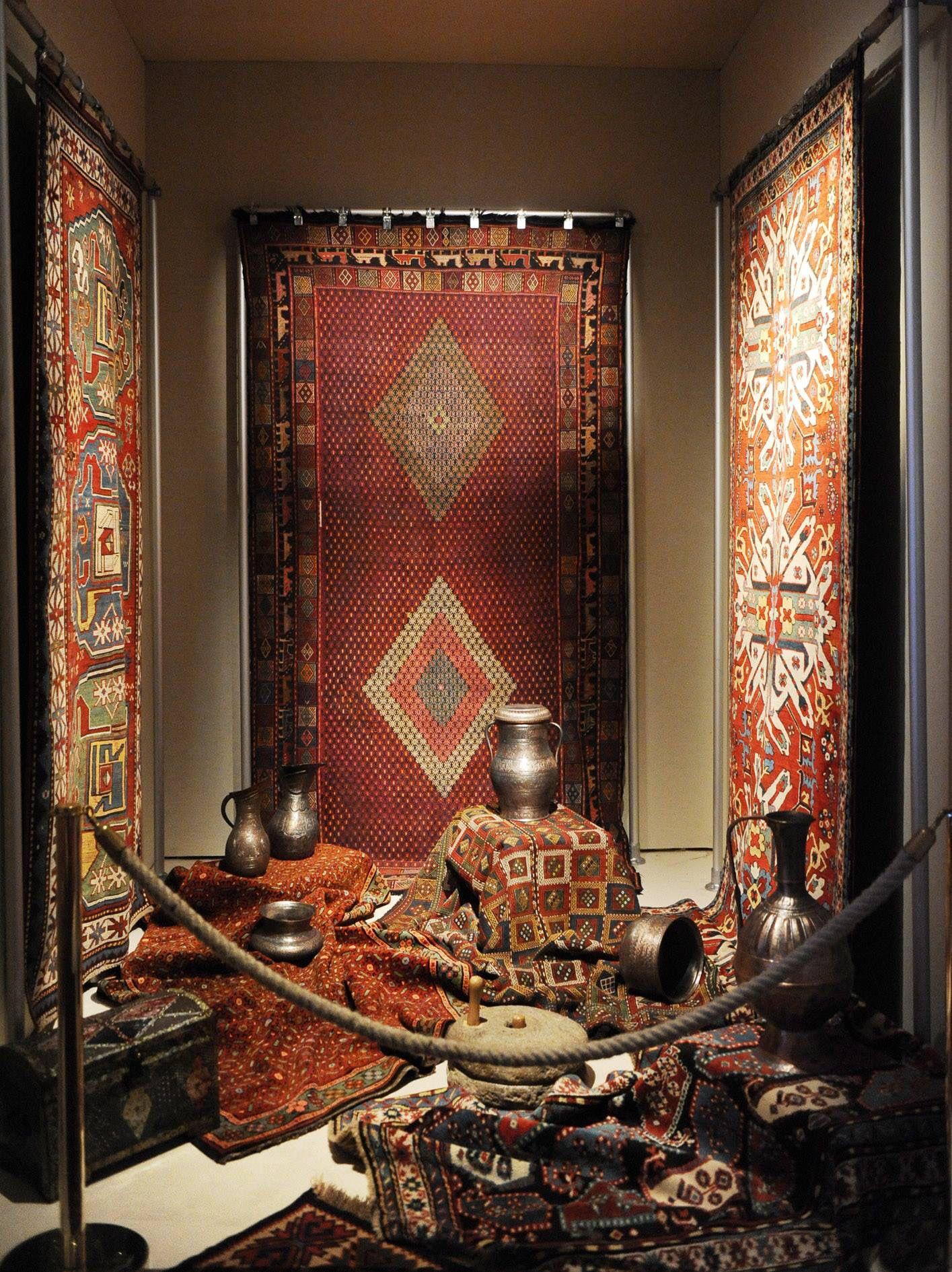 National Carpets Of Azerbaijan Baku Azerbaijan Azerbaijan Central Asia
