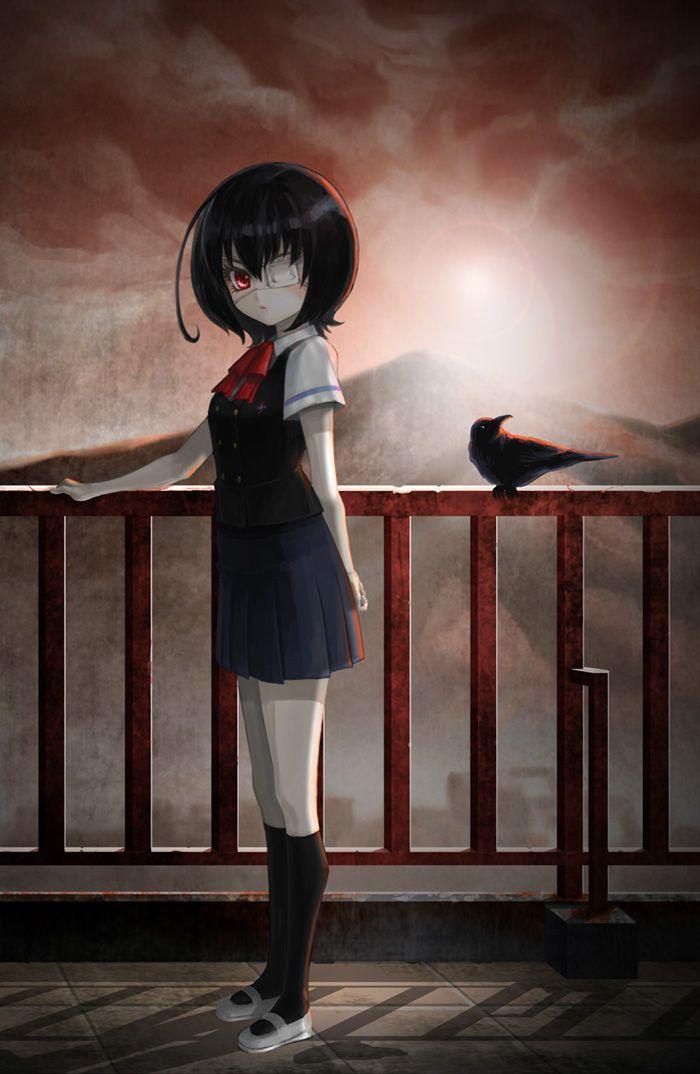 Misaki Mei Another anime