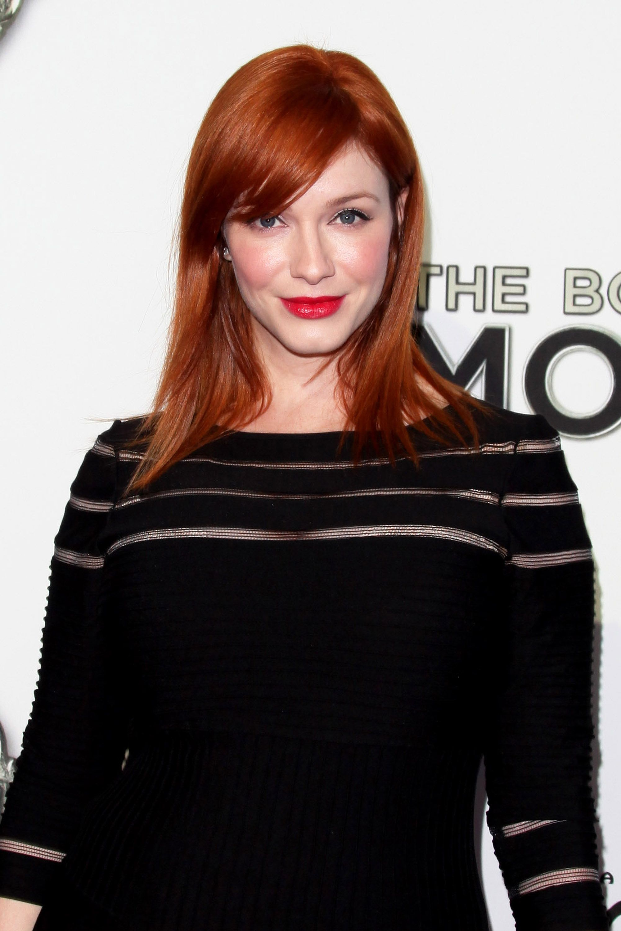best red hair colors to try right now joan holloway christina
