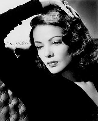 """Houses are one of my passions.  I probably should have been an interior decorator"" ~ Gene Tierney"