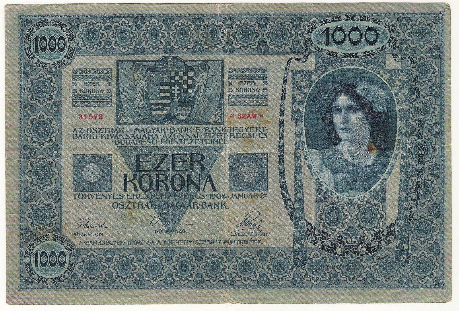 Resultado De Imagem Para Dinheiro Do Imperio Austro Hungaro