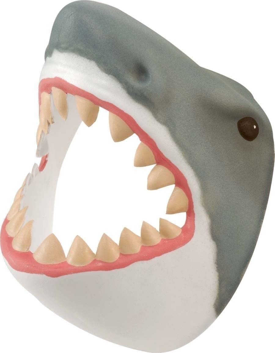 $8 99 - Wild Republic Foam Shark Face Mask With Elastic Band
