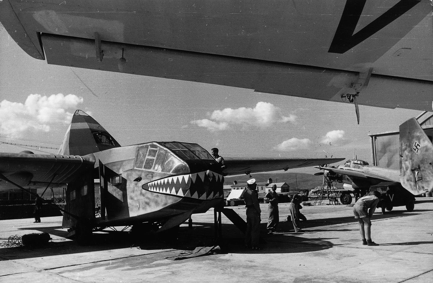 Gotha Go 242 and 244   Aircraft   Weapons & Technology   German War