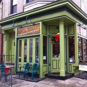 Empire Coffee Tea Hoboken Nj Best Coffee Shop Best Coffee Coffee Shop