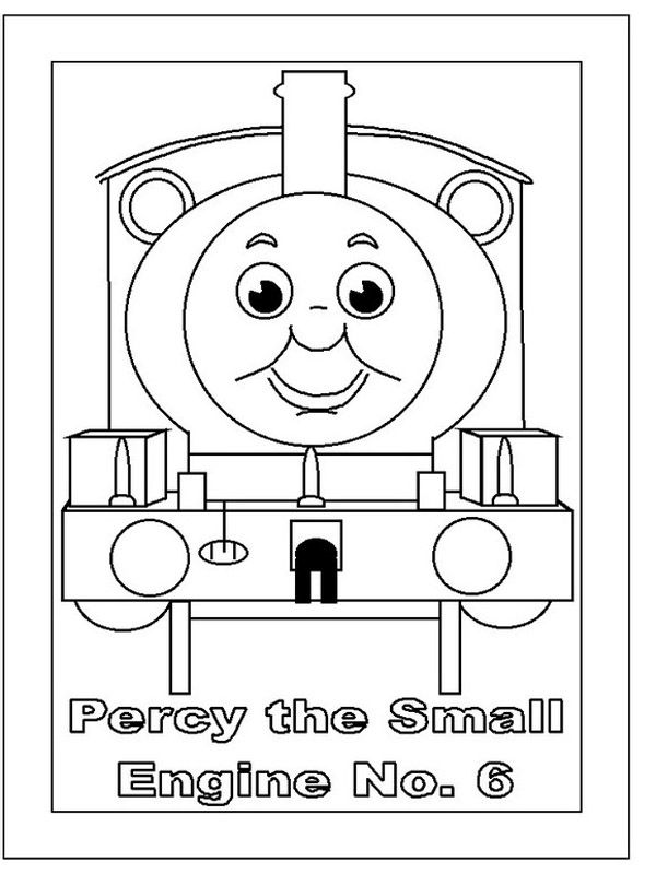Best Www.thomas The Train Coloring Pages - http://coloringpagesgreat ...