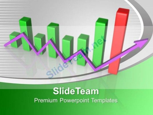 bar graphs powerpoint finance templates and themes powerpoint
