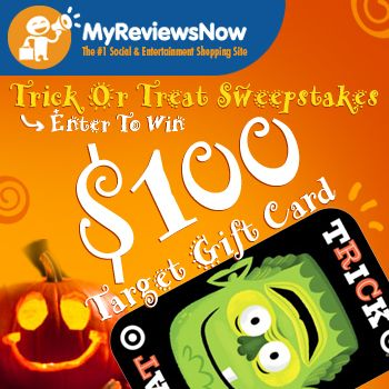 Enter Our Trick Or Treat Sweepstakes To Win A 100 Target