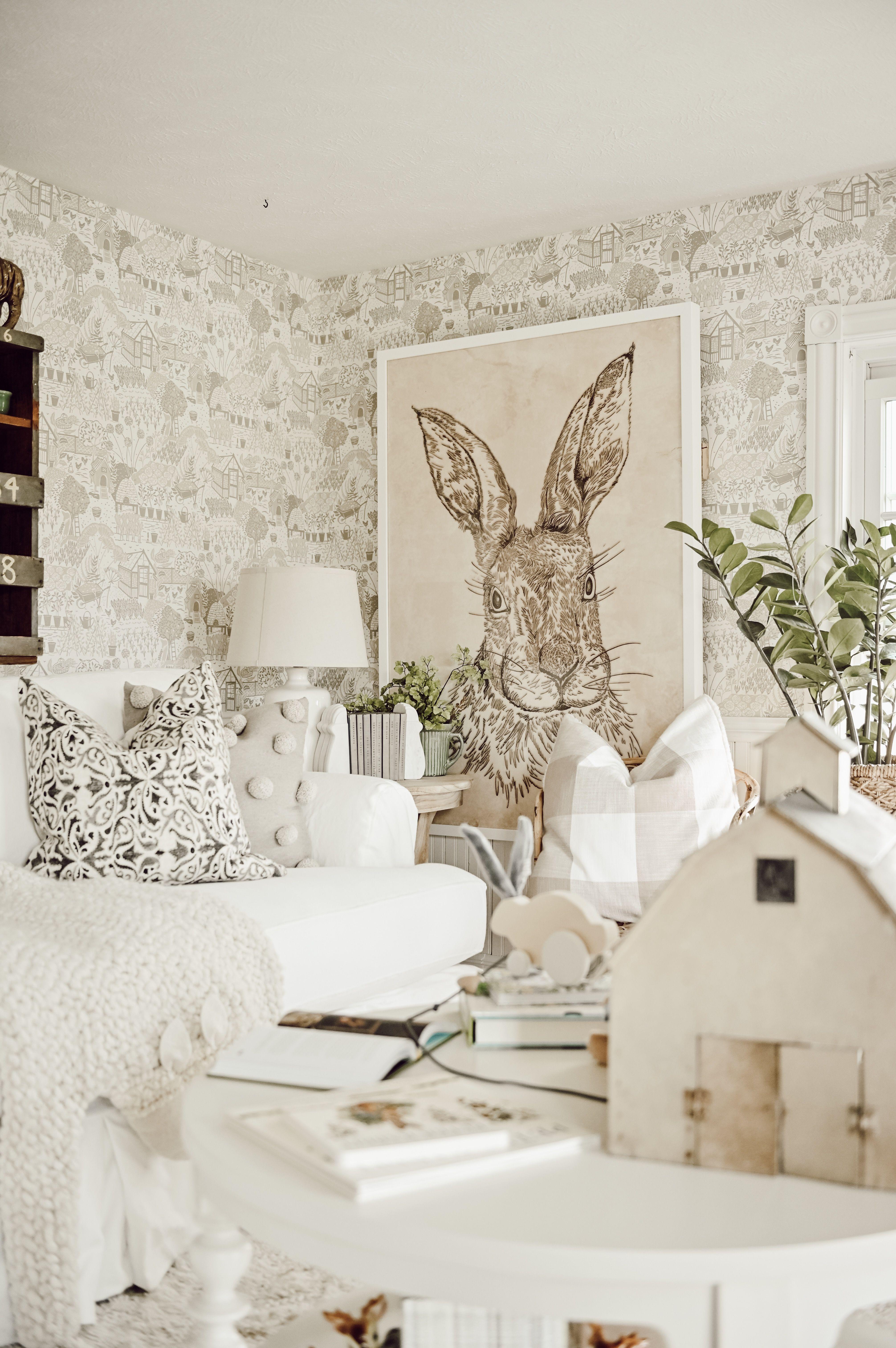 A Timeless Playroom Home Decor Decor Bedroom Design Playroom progress curtains pillow