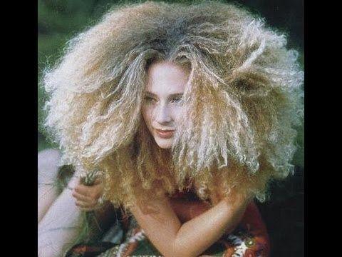 Par Cret Cu Hartie Igienica Curly Hair With Toilet Paper Diy