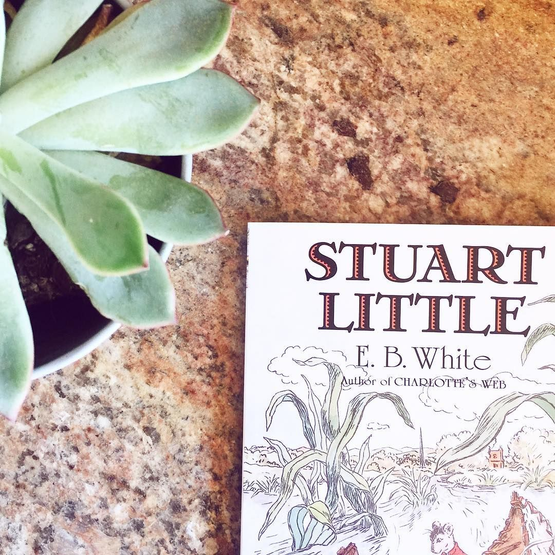 Stuart Little By E B White Regram Elizhriley