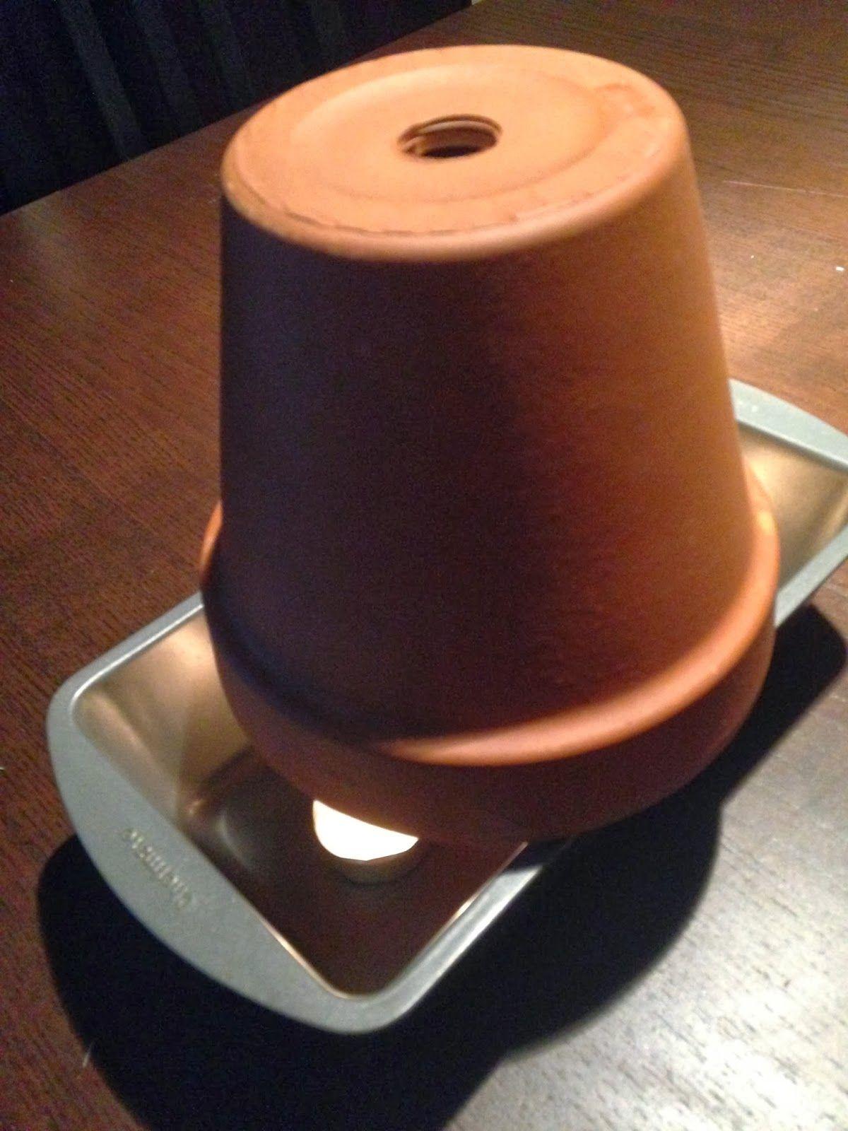 How To Make A Homemade Flower Pot Heater Tips