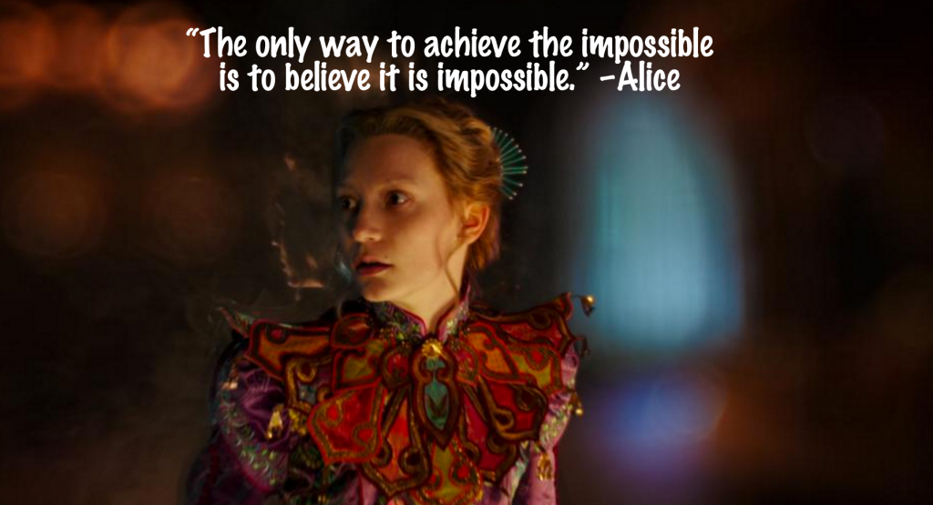 Through The Looking Glass Quotes Unique Alice Through The Looking Glass Quotes  Pinterest  Alice Wise