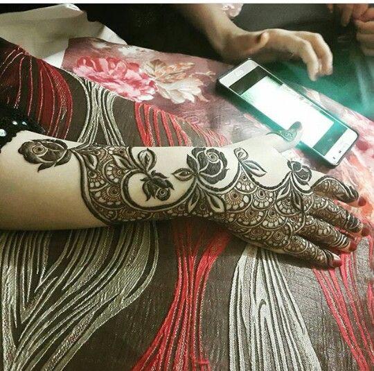 Latest Rose Henna Design Mehndi Designs For Fingers Mehndi Designs Feet Latest Henna Designs