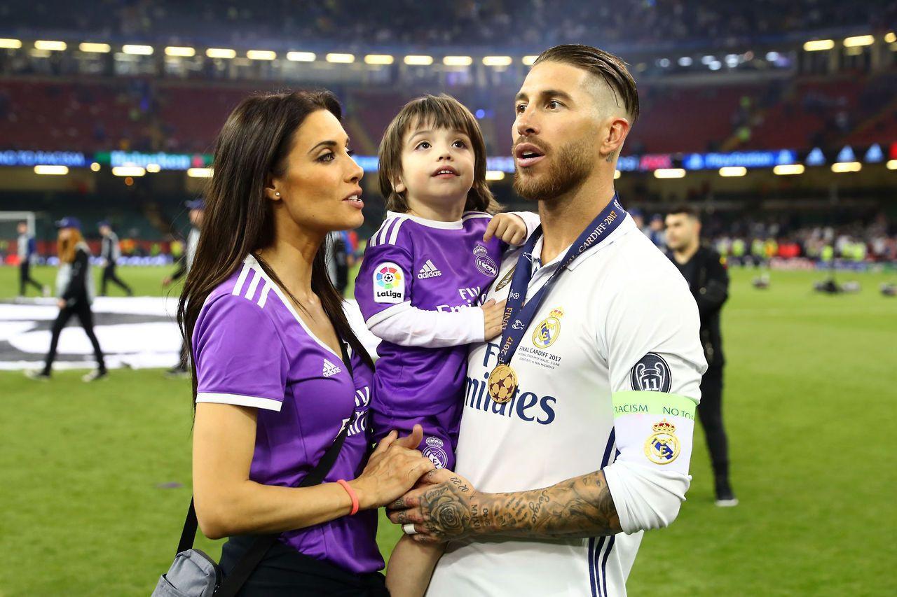 Sergio Ramos. Real Madrid v Juventus. Champions League Final 2017.06.03