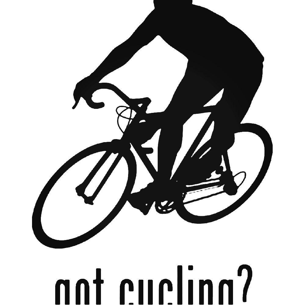 Got Cycling Bicycling 1 Sticker
