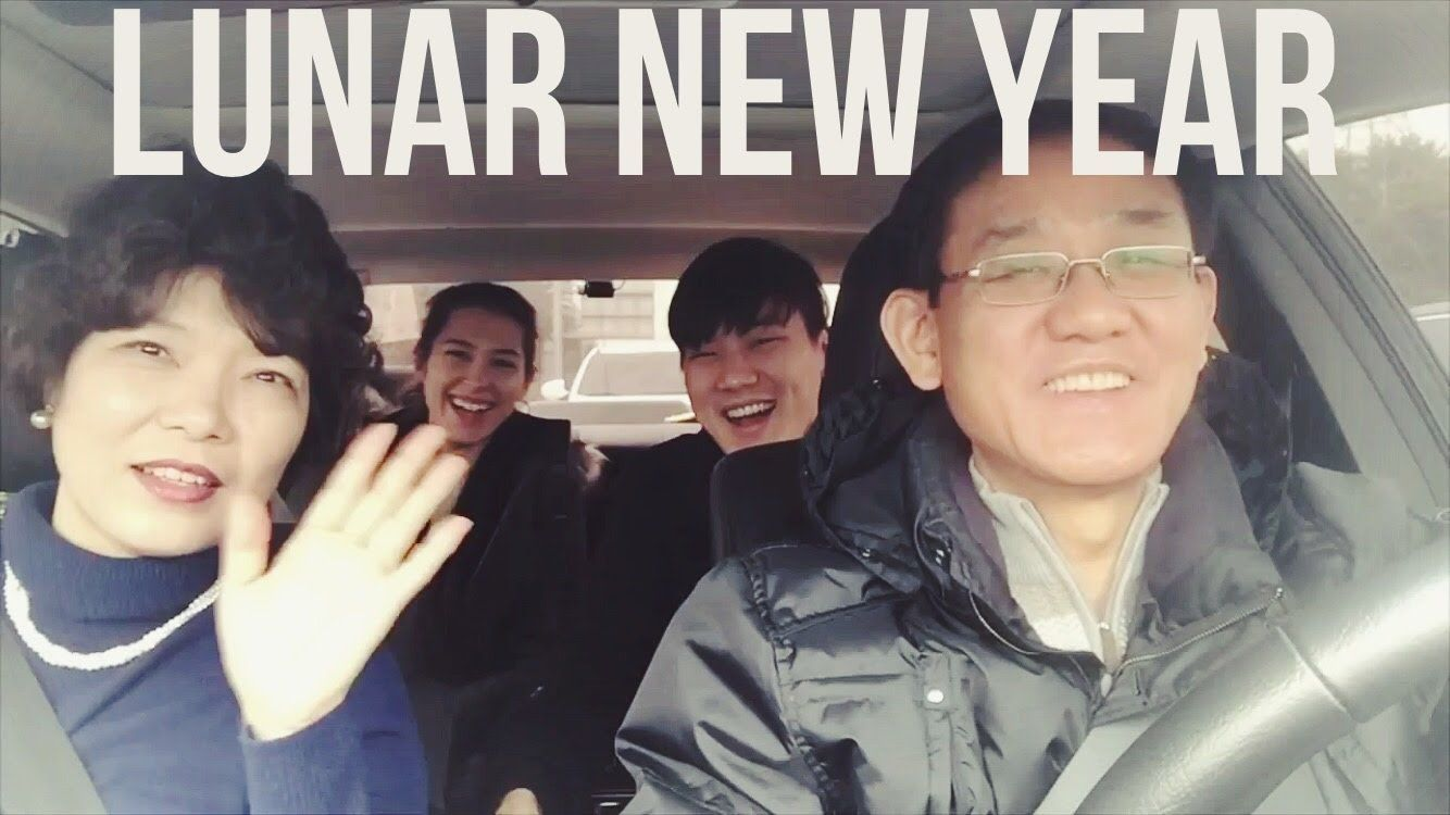 Lunar New Year in Korea 외국인 아내의 첫 설날 & 제사상 차리기