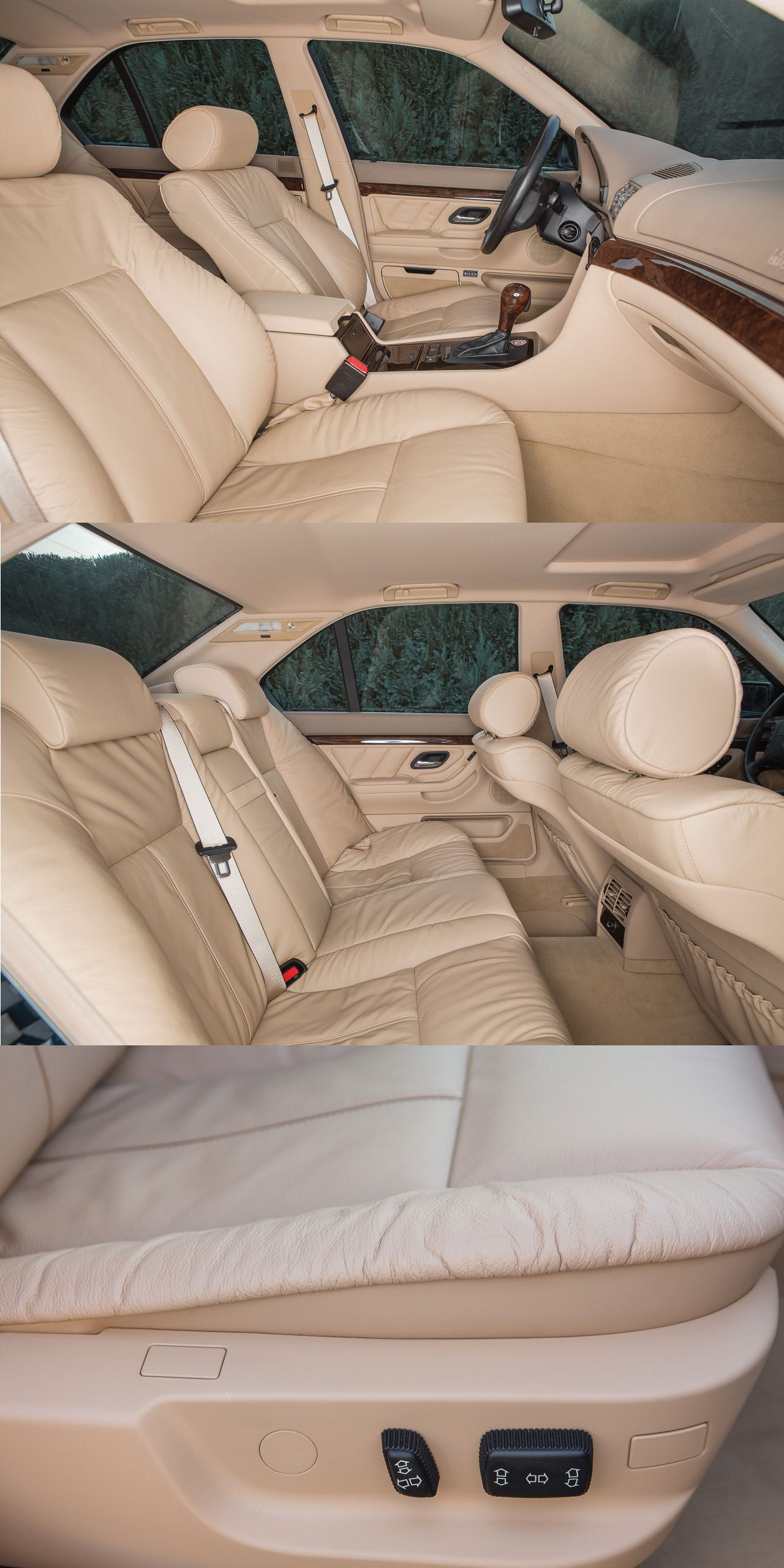 Bmw 740i E38 Fabrycznie Nowe Nie Z Japonii Usa 7092493076 Oficjalne Archiwum Allegro Bmw Car Seats Seating