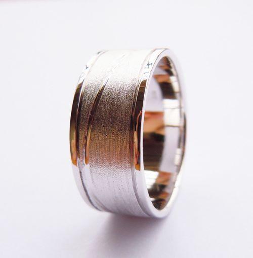 80 strikingly unique mens wedding bands - Unique Mens Wedding Rings