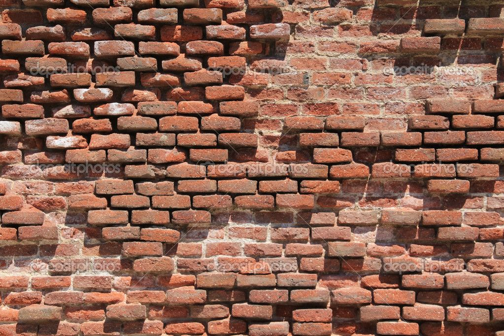 Image result for dilapidated brick walls