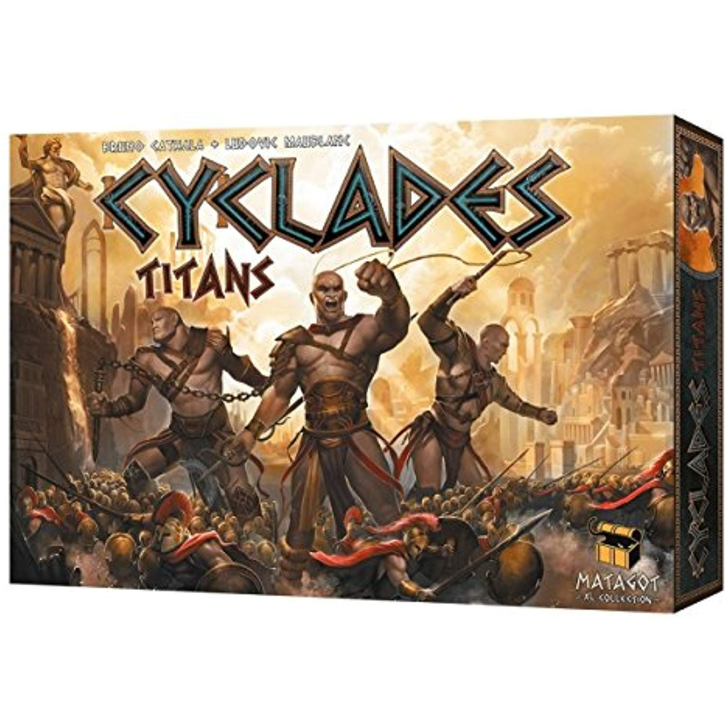 Cyclades Titans Ezpansion Click image for more details